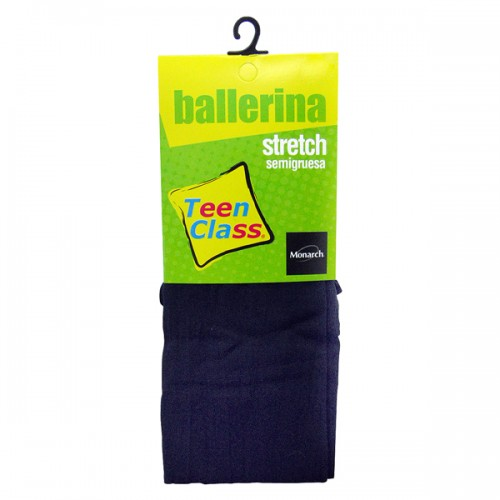 Ballerina escolar Monarch stretch infantil talla 5-10 1991