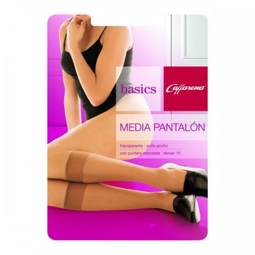 Media Pantalón Caffarena Muss con Puntera  X1/ 1046