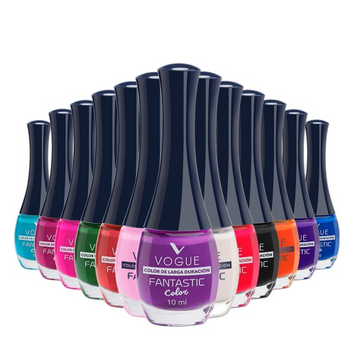 Esmalte para uñas Vogue Fantastic color 10ml