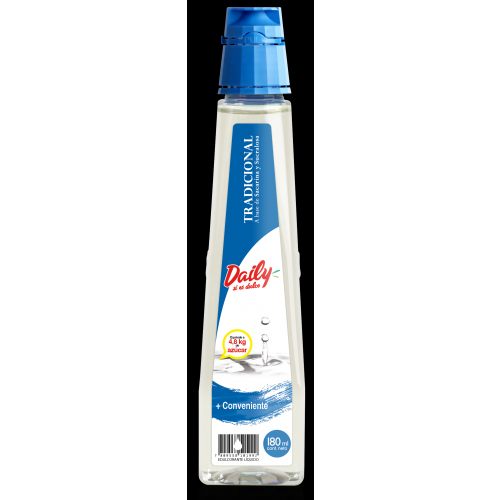 Endulzante Daily gotas liquido 180ML